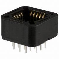 PLCC-sockets