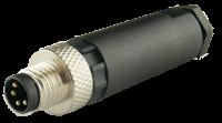 Circular connector A-M08-04-MGPA-GEB1