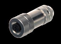 Circular connector A-M12-03-FGMA-GEB1a