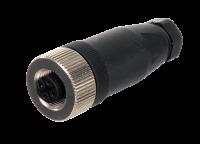 Circular connector A-M12-03-FGPA-GEB1