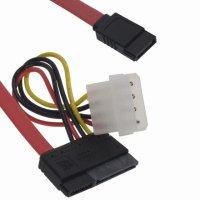 SATA cables AK-SATA-SP-100-R