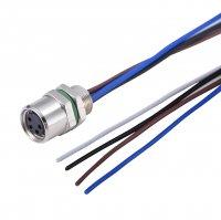 Circular cables A-M08A04FST01016BK00