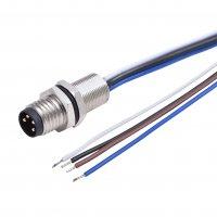 Circular cables A-M08A04MST01016BK00